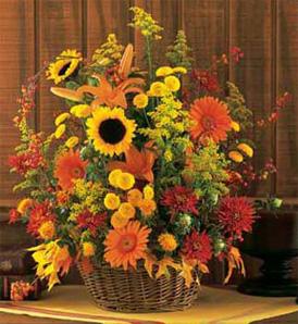 Flower Shop Thanksgiving